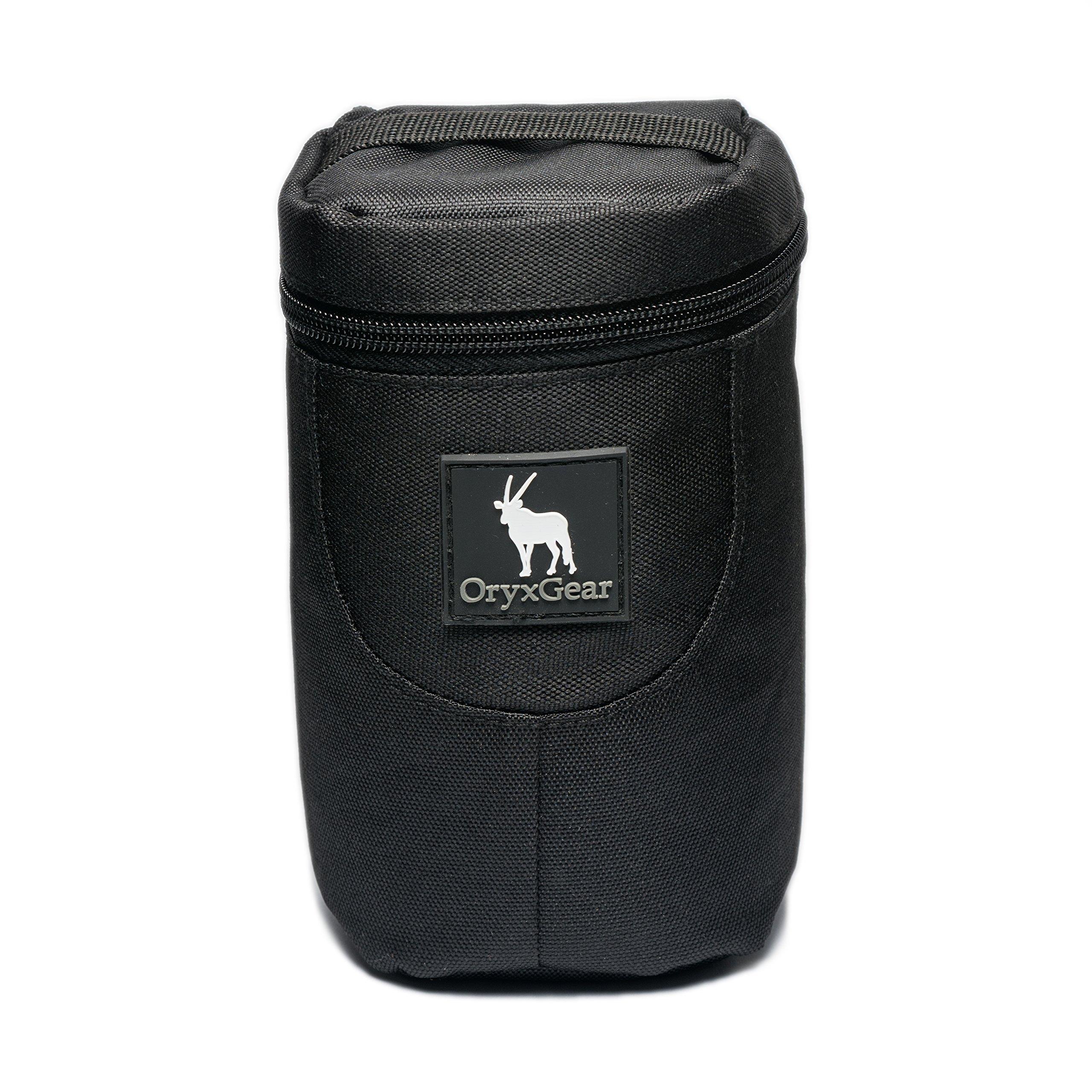 Oryx Gear DSLR Lens Pouch (Large) by Oryx Gear