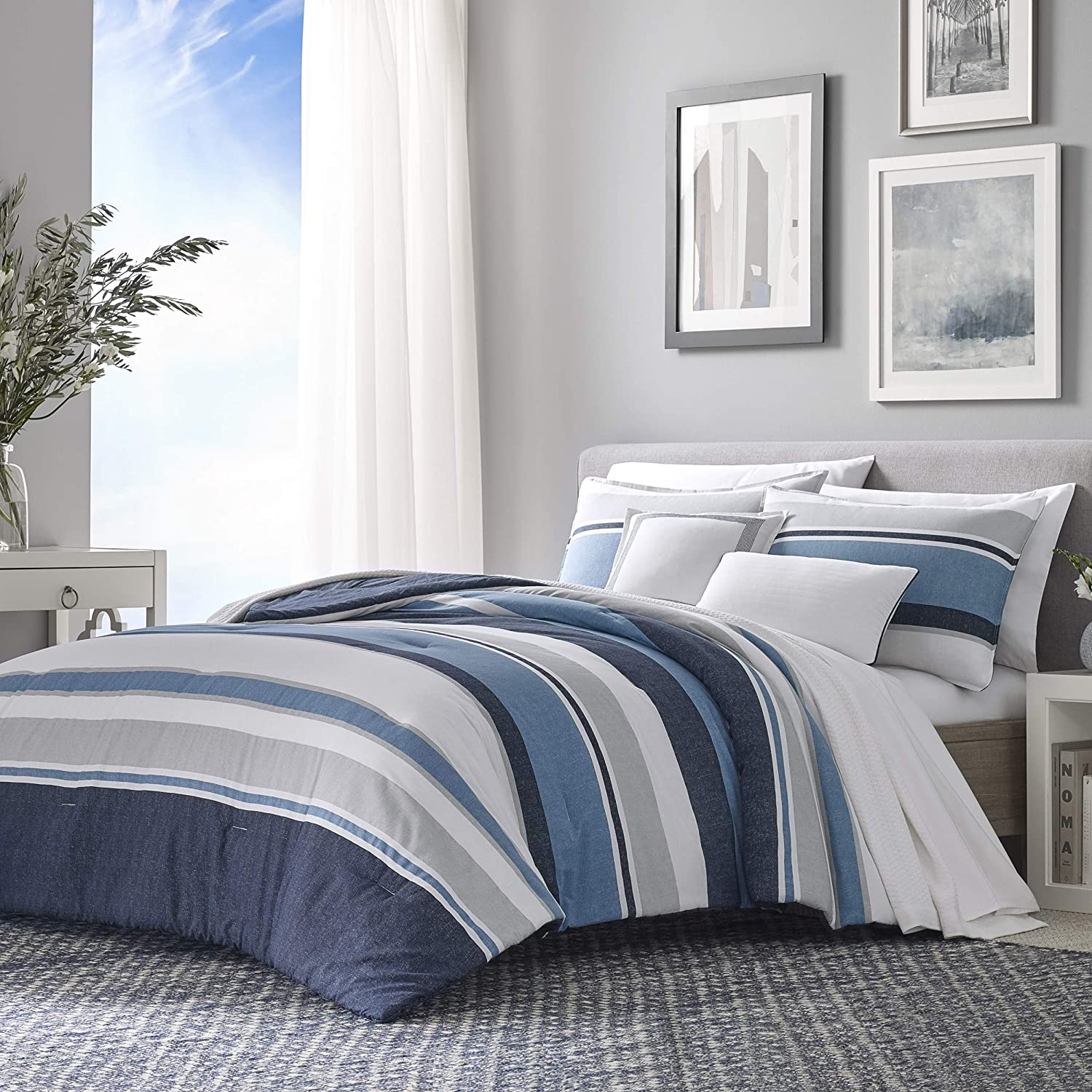 Nautica Westport 5-Pc Comforter Set