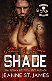 Blood & Bones: Shade (Blood Fury MC Book 6)