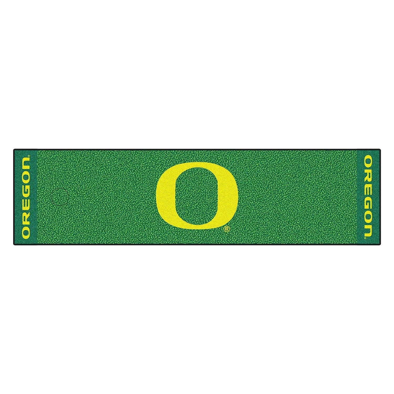NCAA University of Oregon Ducks Puttingグリーンマットゴルフアクセサリー   B07F1T88B1