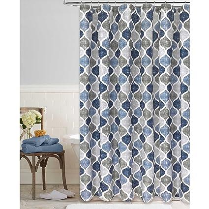 Amazon Colordrift Priya 72 Inch X 84 Shower Curtain Home