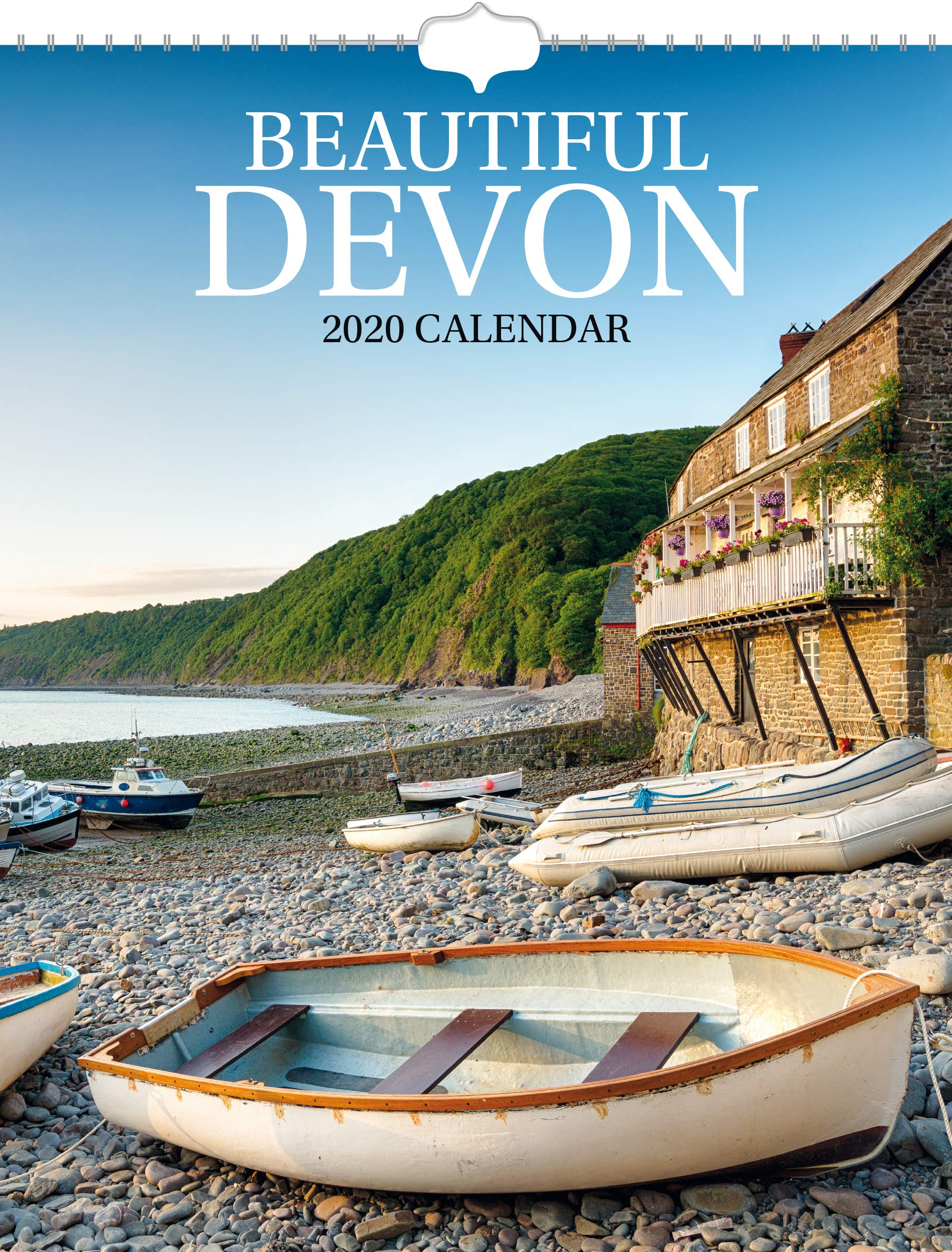 Postal Calendar 2020 Beautiful Devon 2020 Wall Calendar   Postal Envelope Included