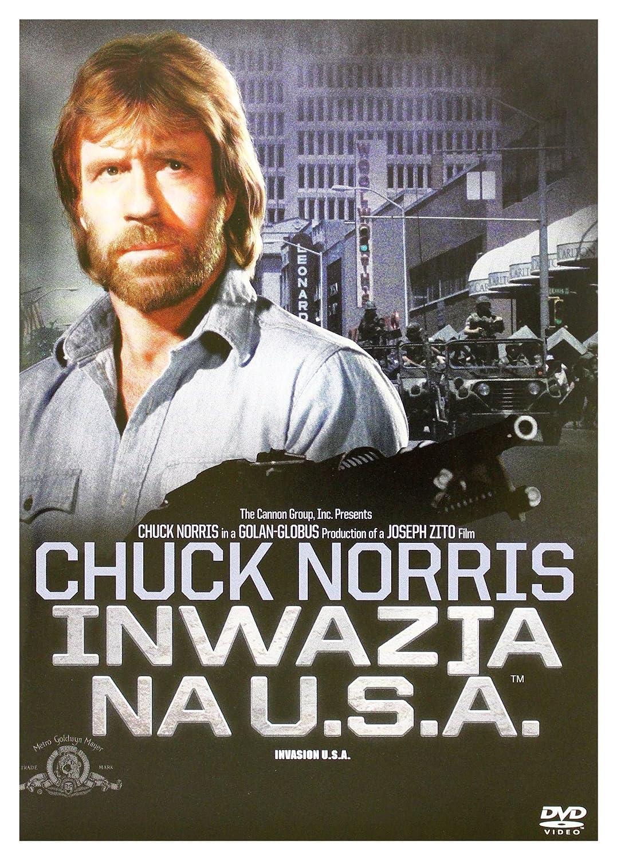 Invasion U.S.A. DVD Region 2 IMPORT No hay versión española ...