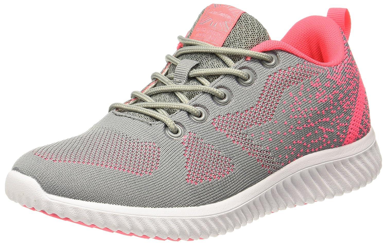 Pink Nordic Walking Shoes-8 UK