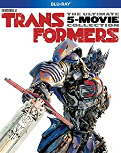 Transformers: The Ultimate Five Movie Collection [Blu-ray]