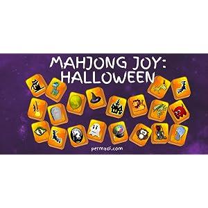 Mahjong Halloween Joy
