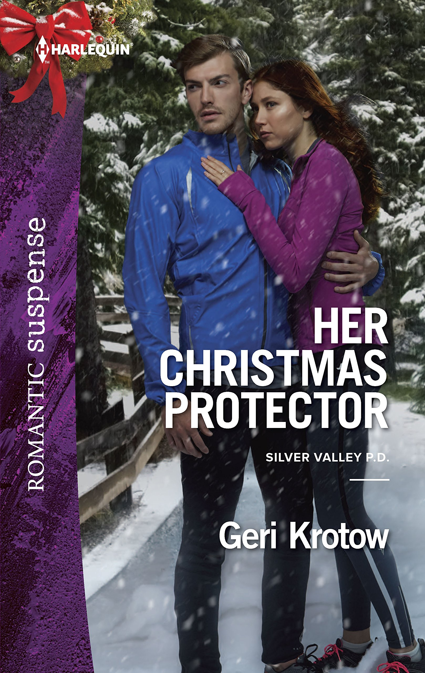Download Her Christmas Protector (Silver Valley P.D.) pdf