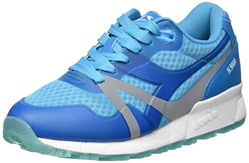 TG.47U Diadora N9000 mm Bright Scarpe Low Top Unisex Adulto