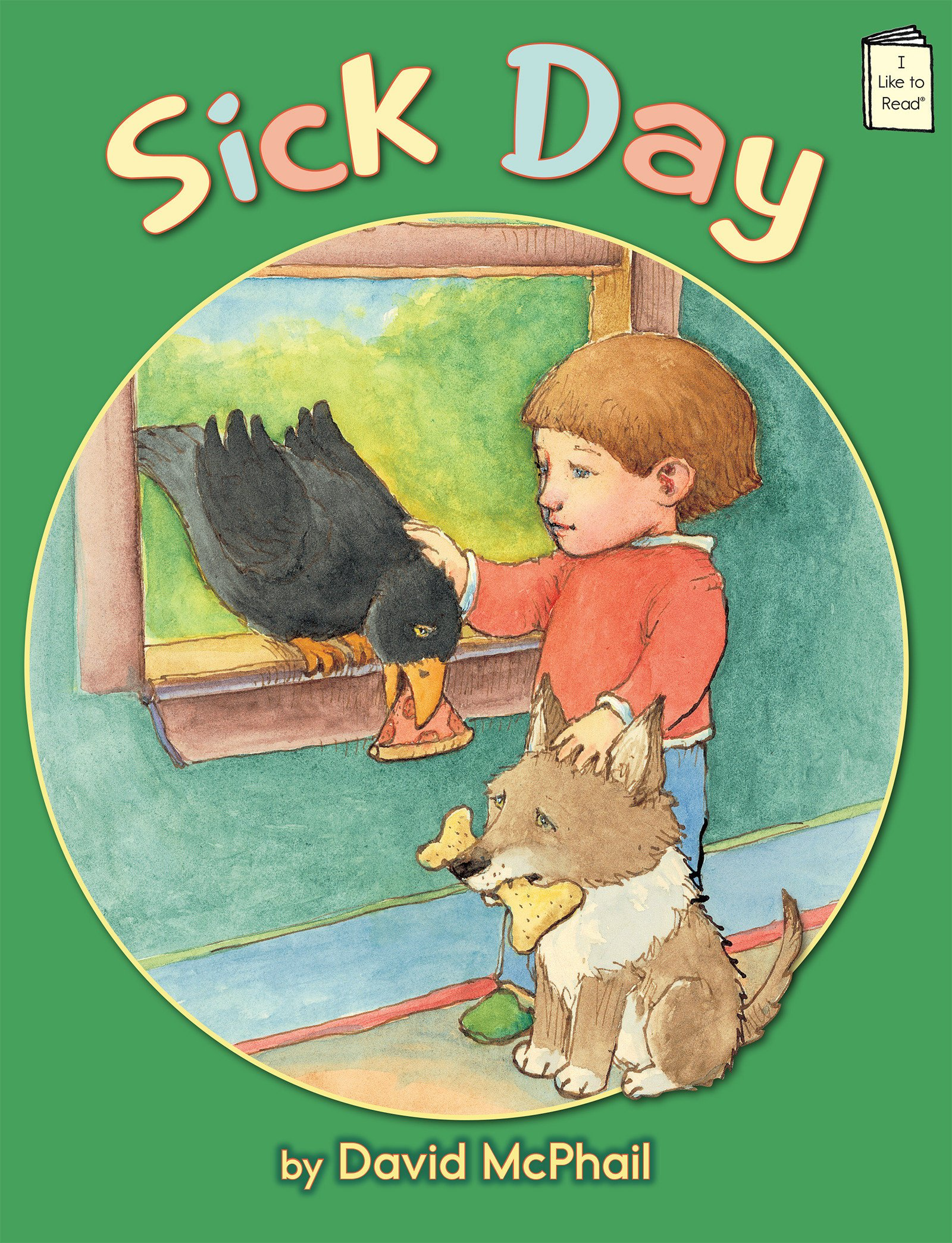 Download Sick Day (I Like to Read) ebook