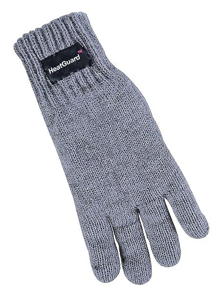 Ragazzi Thinsulate 3M 40 grammi di isolamento termico guanti sottili in  maglia invernali 37508c9fbf38