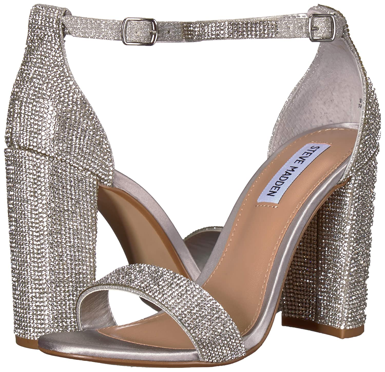 9e299254b852 Steve Madden Women's Carrson-R Heeled Sandal: Amazon.ca: Shoes & Handbags