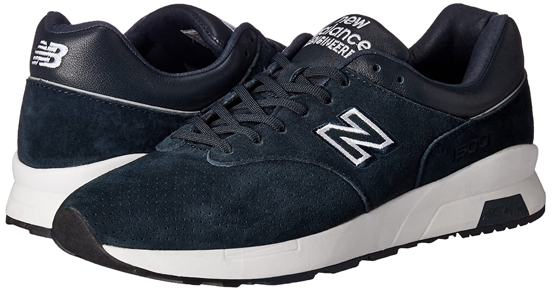 new balance Men's 1500 Navy Leather Sneakers 11 UKIndia