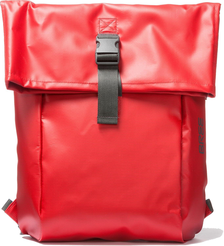 BREE Punch 93 | XXL Backpack im Fahrradkurier-Style | black