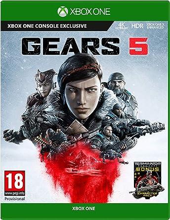 Gears 5 - Standard Edition - Xbox One [Importación inglesa ...