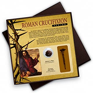 product image for American Coin Treasures Roman Crucifixion Period Widow's Mite and Nail Collection