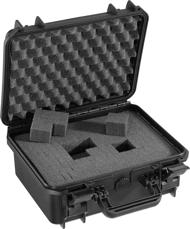 Noir Max Plastica panaro Coffre mAX300 poussi/ère et /à leau 336 x 300 xh148mm