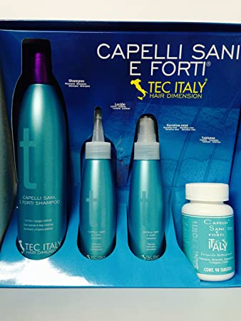 Tec Italy Therary Capelli Sani E Forti Scalp Balancer & Deep Cleansing 10.1 Oz, Lotion
