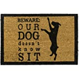 Door Mats Warning This Place Is Covered In Dog Hair