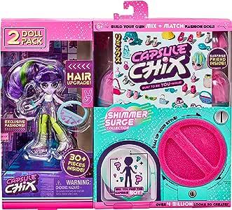 Capsule Chix - Shimmer Surge Besties - AST 1