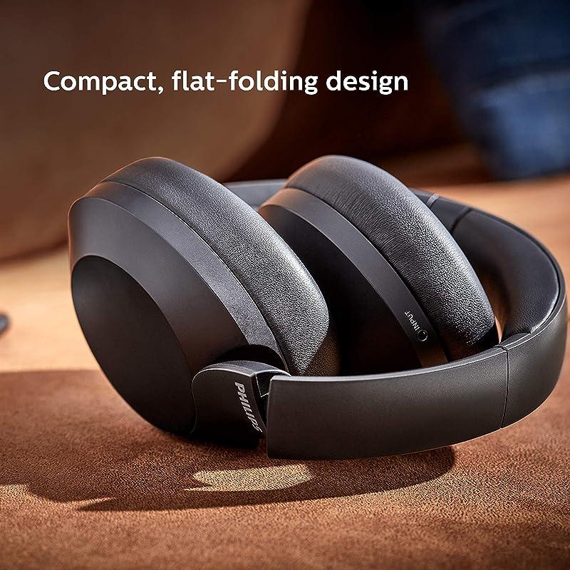 Philips 飞利浦 PH802BK/00 头戴式蓝牙耳机 6.3折$69 海淘转运到手约¥484