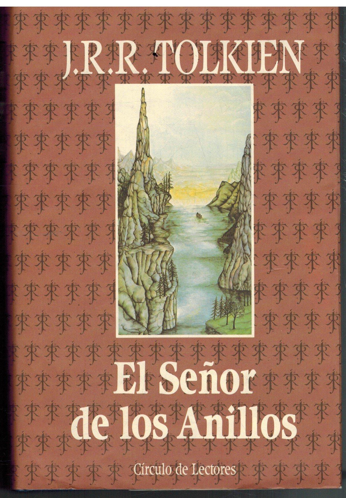 El señor de los anillos: Amazon.es: J.R. TOLKIEN: Libros