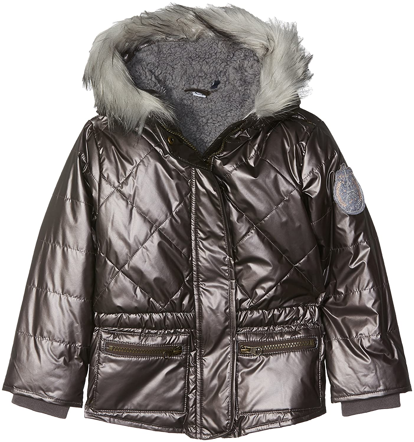 3 Pommes Girl's Romantic Shades Coat 3Pommes 3K42014