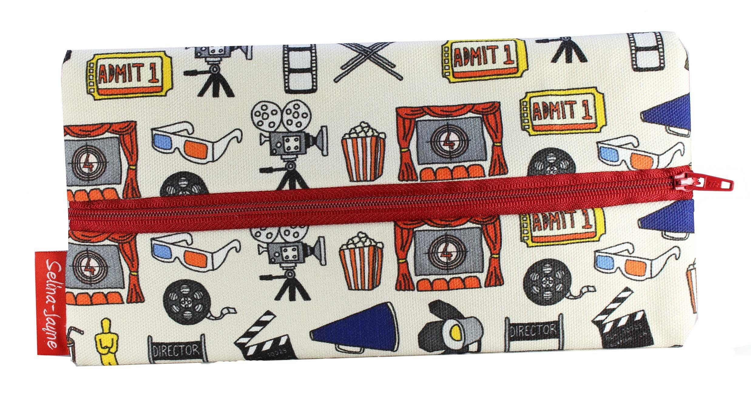 Selina-Jayne Movies Limited Edition Designer Pencil Case