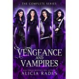 Vengeance and Vampires: The Complete Series Box Set