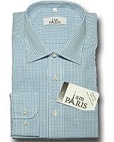 I am Paris - Herren Business & Freizeit Hemd, bügelfrei, Langarm, kariert