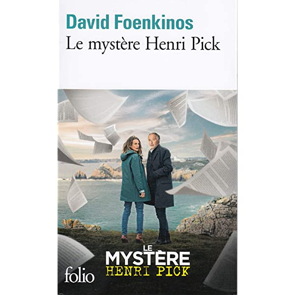 Le Mystère Henri Pick French Edition Kindle Edition By Foenkinos David Literature Fiction Kindle Ebooks