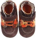 Robeez Mini Shoez Buffalo Bobby Crib Shoe (Infant/Toddler)
