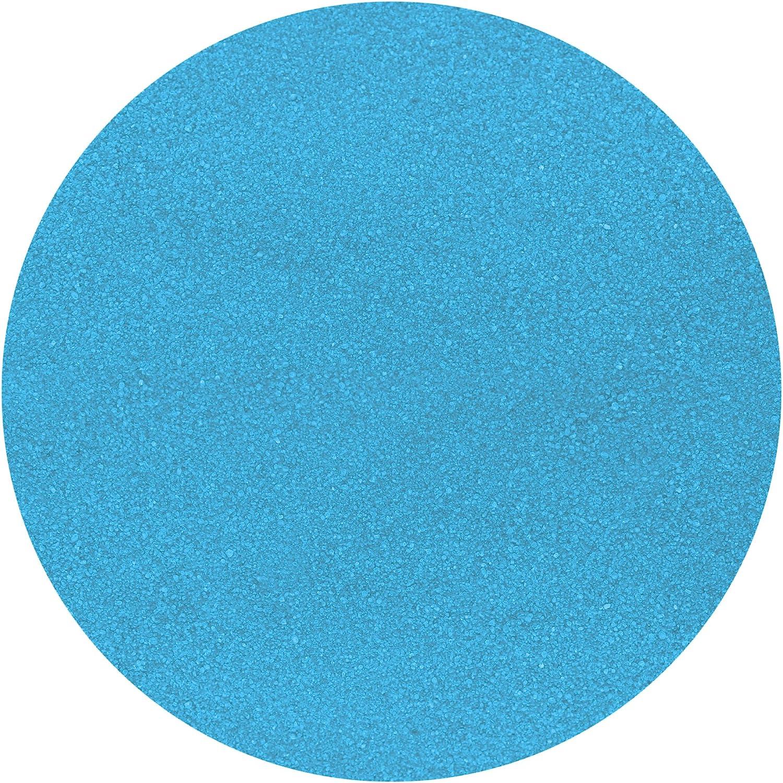 ACTIVA Decor Sand, 5-Pound, Light Blue,4555