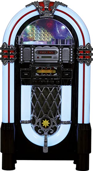 Amazon.es: René Pierre - Equipo de música de la máquina Tocadiscos ...