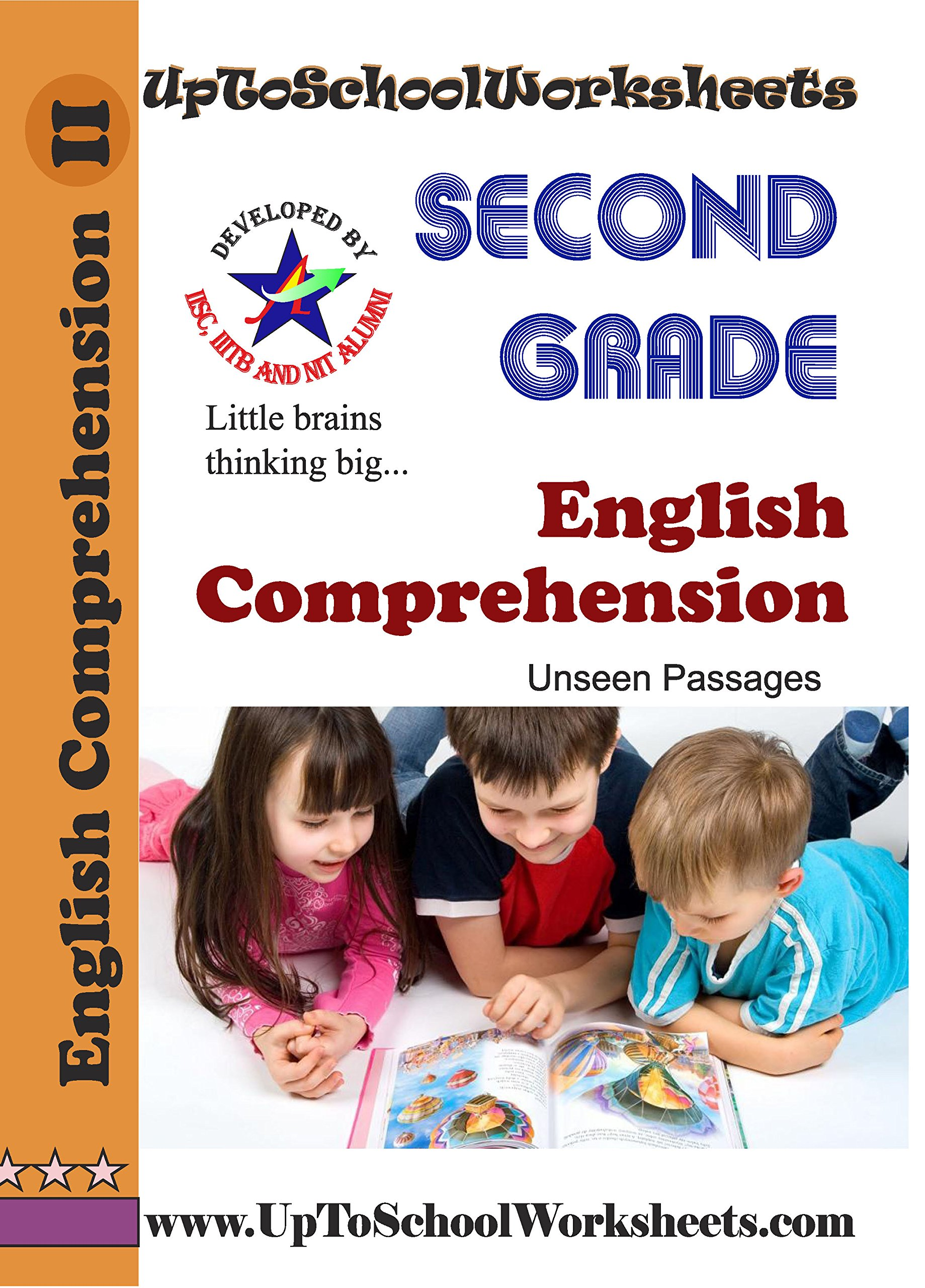 - Amazon.in: Buy Grade 2 English Comprehension Worksheets : Unseen