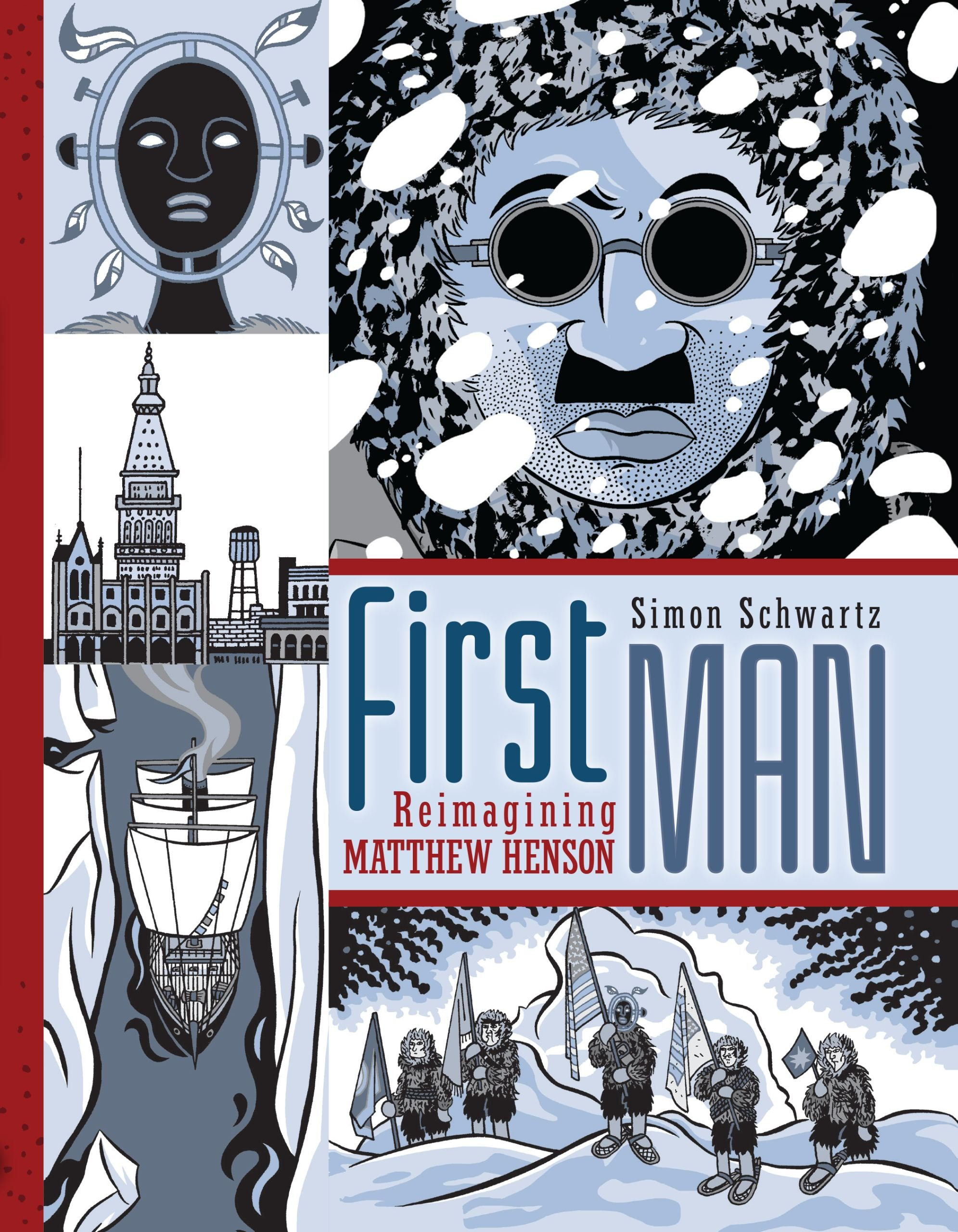 Download First Man: Reimagining Matthew Henson (Fiction - Young Adult) PDF