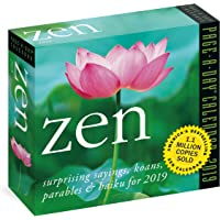 Zen Page-A-Day Calendar 2019