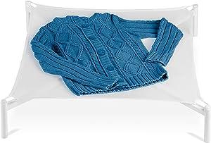 "Honey-Can-Do DRY-01624 Folding Sweater Dryer, 26"" x 26"" x 6"", White"