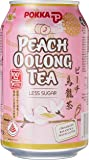 Pokka Peach Oolong Tea 300 ml (Pack of 24)