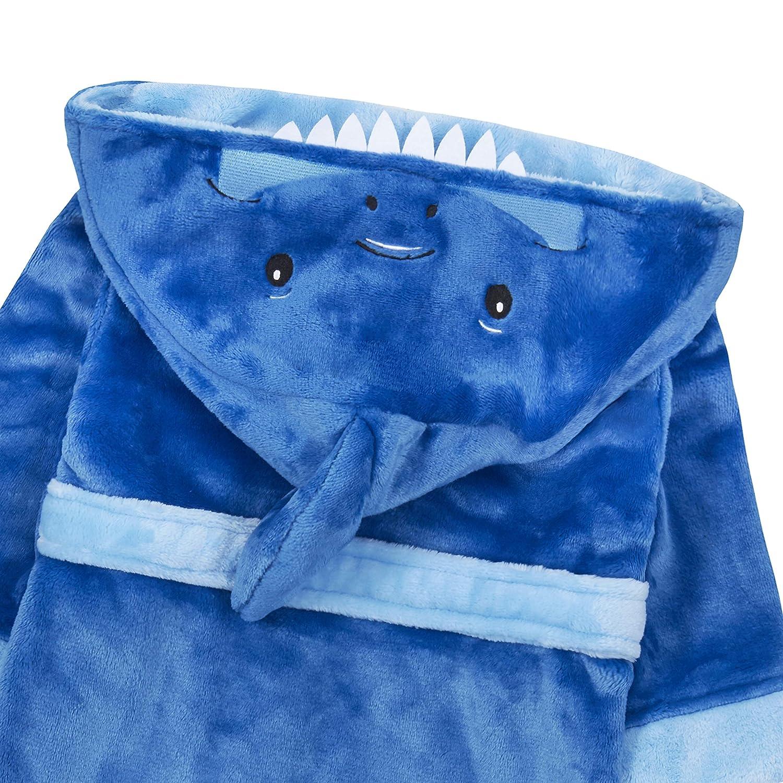 Minikidz by The Pyjama Party Jungen Neuheit Verkleidung Morgenmantel Badem/äntel 2-6 Jahre 2-3 Jahre, Blau Drachen