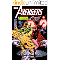 Avengers: Vision and the Scarlet Witch - A Year In The Life (Vision and the Scarlet Witch (1985-1986))