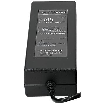 404Brand Cargador Adaptador para Ordenador Portátil para Toshiba Satellite P300D-13N (19V, 6.3A, 120, 5.5: Amazon.es: Electrónica