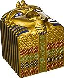 Tissue Box Cover - King Ah-Ah-Choo Egyptian Tissue Box Holder - Toilet Tissue Box