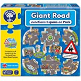 Orchard Toys Giant Road ExpPk Junctions 10pc,Jigsaws Puzzle