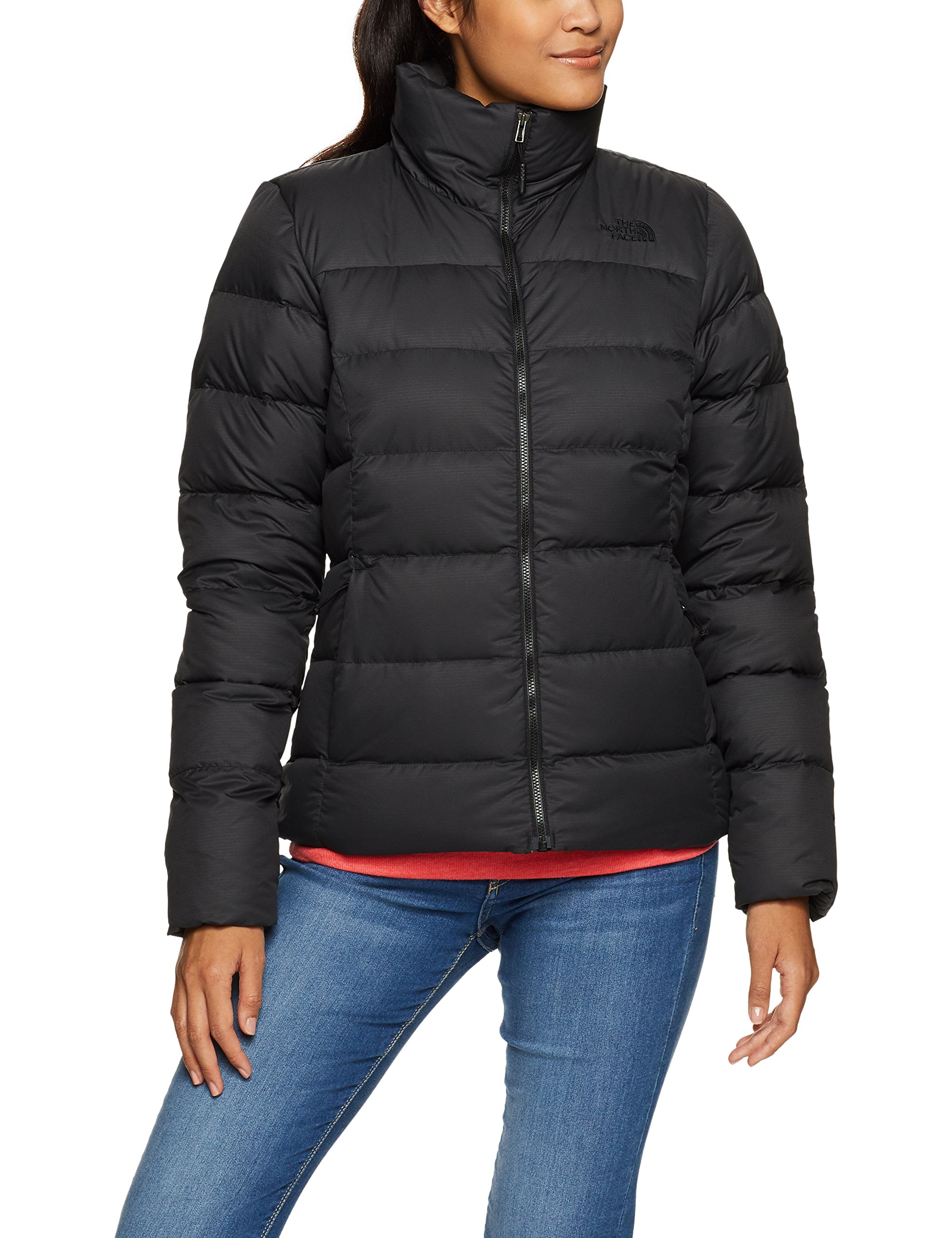 The North Face Nuptse Jacket - Women's TNF Black X-Large