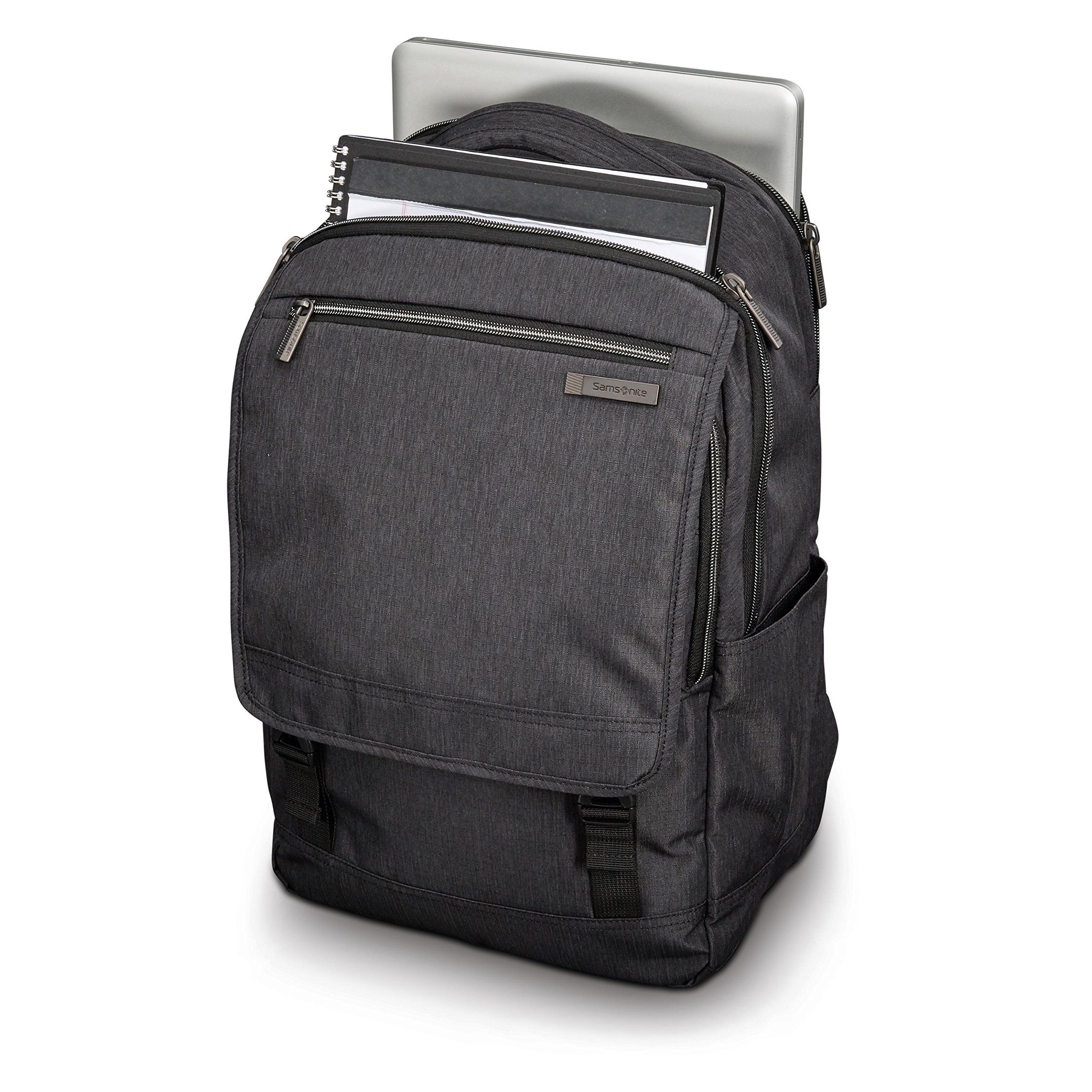 Samsonite Modern Utility Paracycle Backpack Laptop, Charcoal Heather, One Size by Samsonite (Image #4)