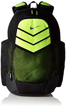 bf63933dd Nike Vapor Power Backpack Black/Volt: NIKE: Amazon.es: Deportes y aire libre