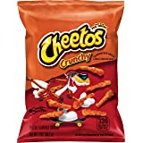 Cheetos Crunchy Cheese Flavored Snacks, 2 Ounce (Pack of 64)