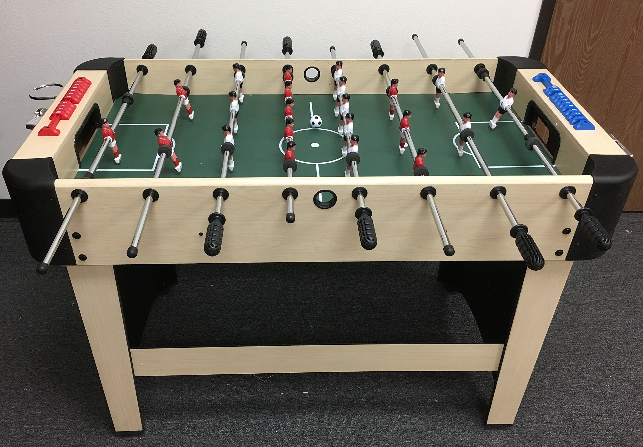 Rainforest Foosball Table 48-inch by J.H.
