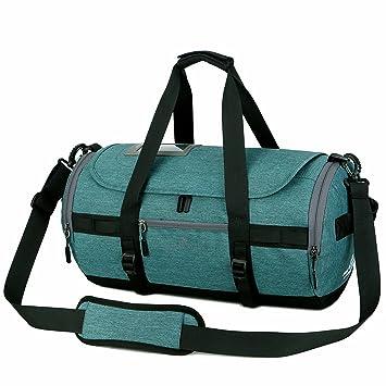 Awaytoy Sports Duffel Bag Shoulder Bag Backpack With Shoes