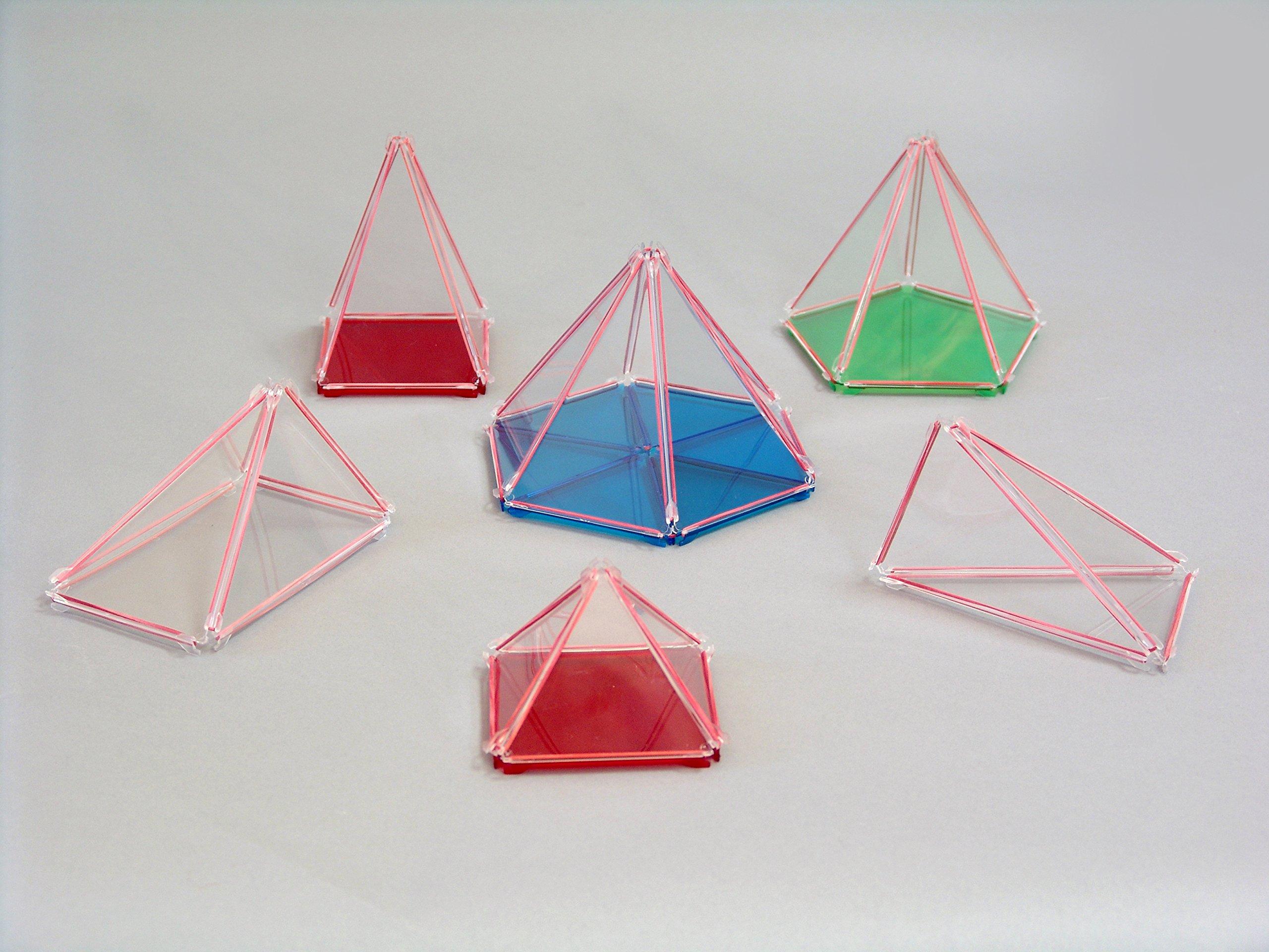 Effect system pyramid set by GH Günter Herrmann